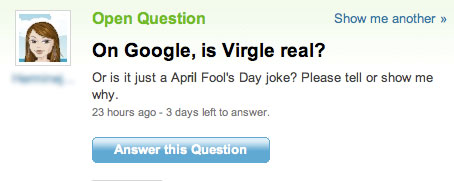 Google joke 3