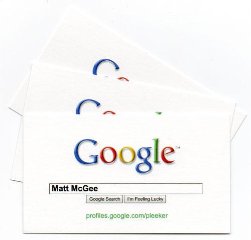 google-profile-business-cards