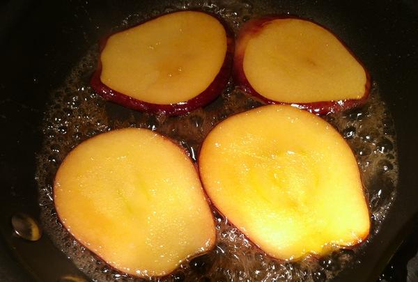 honey-apples