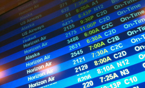airline departures
