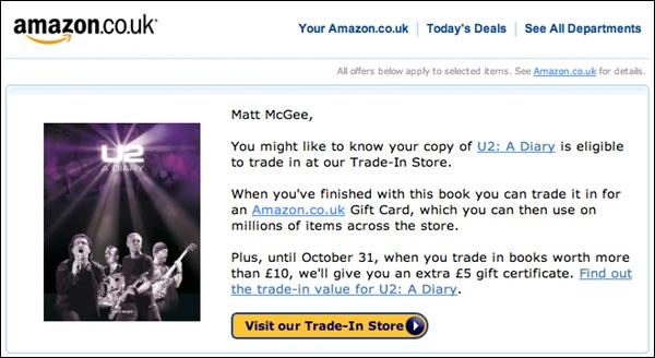 Amazon UK Can KMA