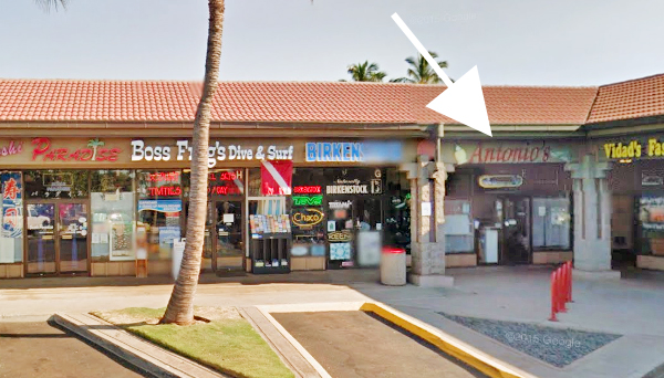 Great Italian Food in Maui? Try Antonio's (in a strip mall, even)